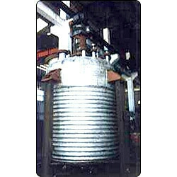 We offer quality grade of reaction vessels which is used in assortment of chemical industries. These reaction vessels contain the reactants taking part in the reaction and can withstand highly reactive chemicals