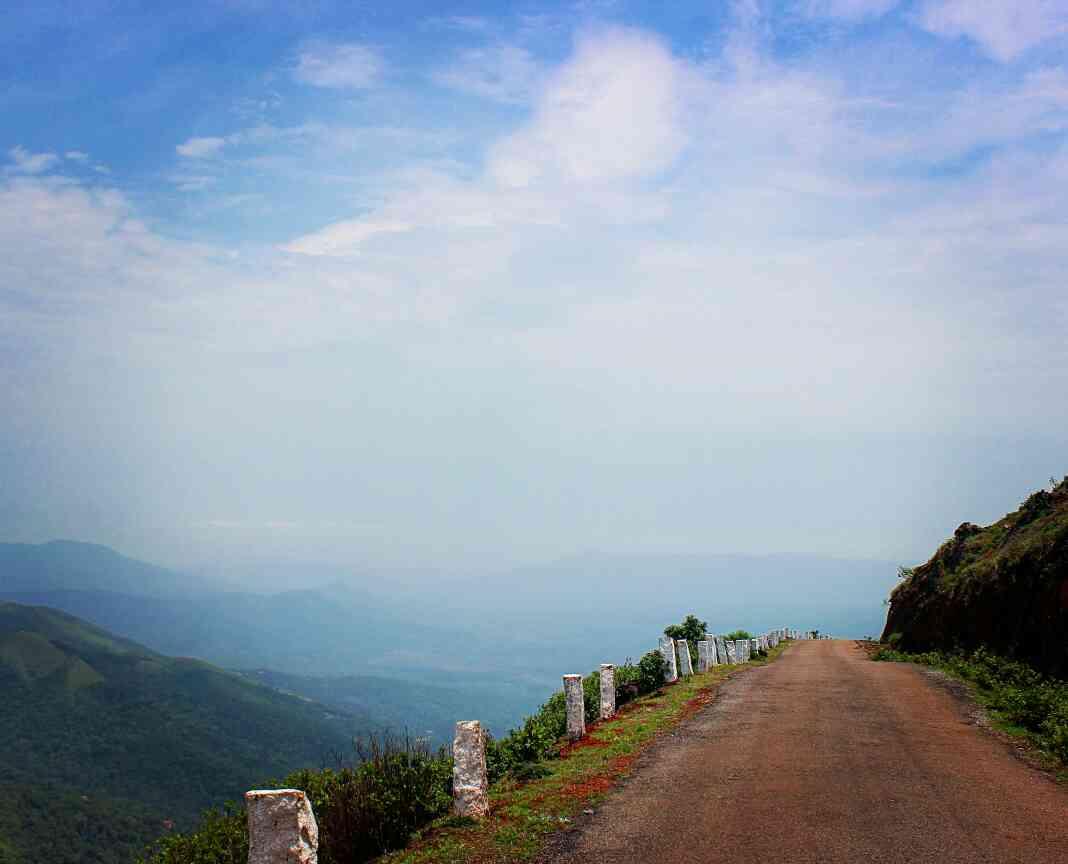 Chickmagalur, Karnataka Highest peak, malyangiri, photography, canon, nature, mountains, ride, trek, fun, blue sky, colors