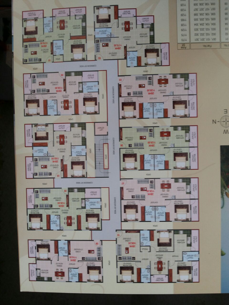 2 BHK apartment for sale in Whitefield, Bangalore.  Ready to move in 2 BHK apartments for sale in Whitefield. Flats for sale with all basic amenities near Hopefarm Signal.