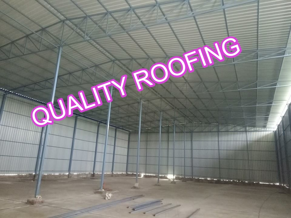 COMMERCIAL Roofing Contractor In Chennai All Types Of Roofing Like  Commercial, Industrial, And Residential