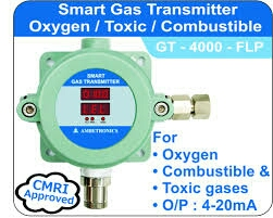 #Manufacturerofgasdetectorinmumbai we are the leading #Manufacturerof gas detectorinmumbai Features  Provides a fast and reliable output by using Electro Chemical I Pellister Sensor Technology.Optimized for detection of smallest leak of Oxygen, Toxic and Combustible Gases.Highly resistant to poisoning and etching.Capable of detecting down to PPM, %LEL and %VN.Digital display of Gas Concentration on LED Display for GT-2500Digital display of Gas Concentration on LCD Display for GT-2511Standard 4-2omA signal output with configurable range.Easy handling and programming with 3 keys for Weatherproof Models.Can be programmed using Remote Control from 10 meters in line of site distance.Non- Intrusive programming for Flameproof model using Magnetic pen.Password protected programming with password changing facility.One man Auto Software Gas Calibration.Optional Alarm relay contacts with two configurable Alarm levels and one Relay for fail safe relay.Optional STEL and TWA set points can be configured for Toxic Gases.Optional RS-485 communication port with MODBUS RTU Protocol.  Applications  RefineriesCold StorageSewage PlantsFertilizers PlantsStack MonitoringChlorination PlantGas Metering skidGas Cylinder BankAmbient MonitoringPulp and Paper PlantsOil and Gas IndustriesGas Pipeline ProjectGas Metering StationHeat Treatment PlantsChemical Storage AreaControl AtmosphereBurner I Furnace AreasPower and Industrial PlantsBullet Yard I Storage YardChemical Processing PlantCoal Mine and Confined AreaChemical and Petrochemical PlantsAcid Alkalizes and Dyes Mfg. PlantsAutomotive Industries I Paint ShopsOffshore Drilling and Processing Platforms  Technical Specifications:  General Detection Method :Electrochemical / Catalytic Bead fPellistor/Siegistor Gases Detected :Oxygen / Toxic / Combustible Gases (Please select from the table below). Display: GT-2500 :2-Line, 4-Digit 8 mm(H) Seven Segment LED Display. GT-2511:  8x2 Alphanumeric LCD Display with Backlit.8 LEDs to indicate status of i