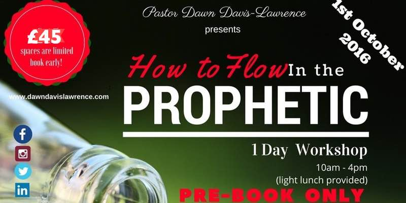Do you get the feeling you are being led in the prophetic? Are you unsure of what the role entails and how to operate in it?