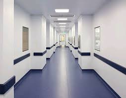 we provide PVC flooring where it is used in hospitals laboratory, it is safe durable .provided with systematically quality materials it helps in reducing pathogens.we are providing services in Hyderabad. and A.P.