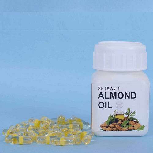 Almond Oil Capsules  Dhiraj Healthcare are a leading manufacturer and supplier of Almond Oil Capsules.  We are located in Vadodara, Gujarat.