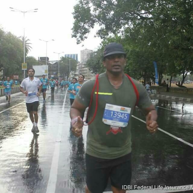 run Marathon with uk fitness join at powai