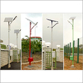 Solar Street Light Pole Product Code : SSLP-02 Brand Name : KASPER ENGINEERING Product Specification Within 2 years, we have successfully established our firm as the notable manufacturer, exporter and supplier of Solar Street Light Pole. The offered light pole is designed for installation at the roadsides, parking, garden and other places to assure the rigid erection of solar lights. The provided light pole is manufactured in tune with international quality standards using topnotch quality basic materials and contemporary techniques. Moreover, we offer this Solar Street Light Pole to the clients in different lengths at an economical price range. Features: Robust structure Ease of erection Resists corrosion Superior finish