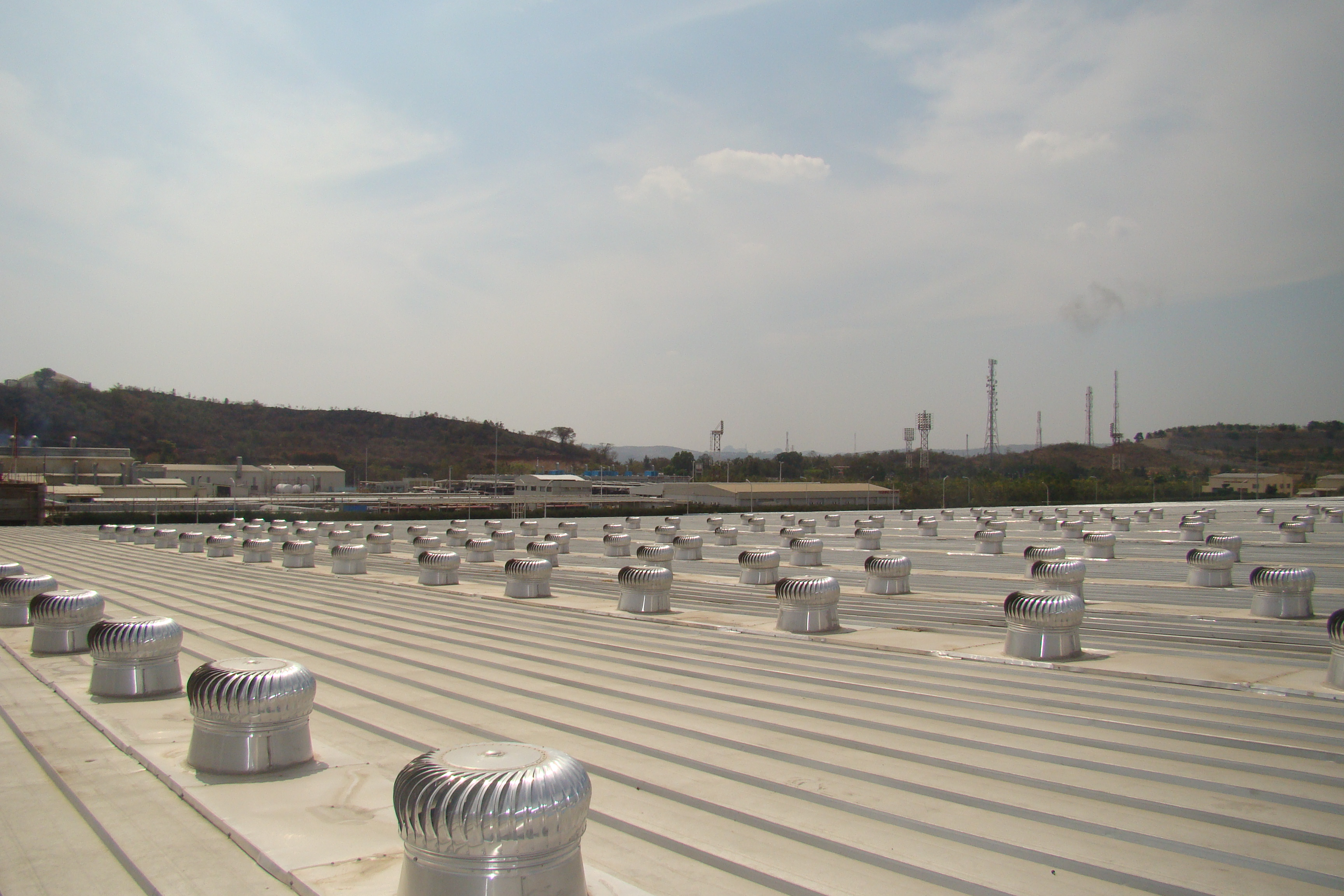 Turbo Ventilators Manufacturers in Peenya Its remove hot air smoke humidity by using the natural wind power and there will be no operating cost