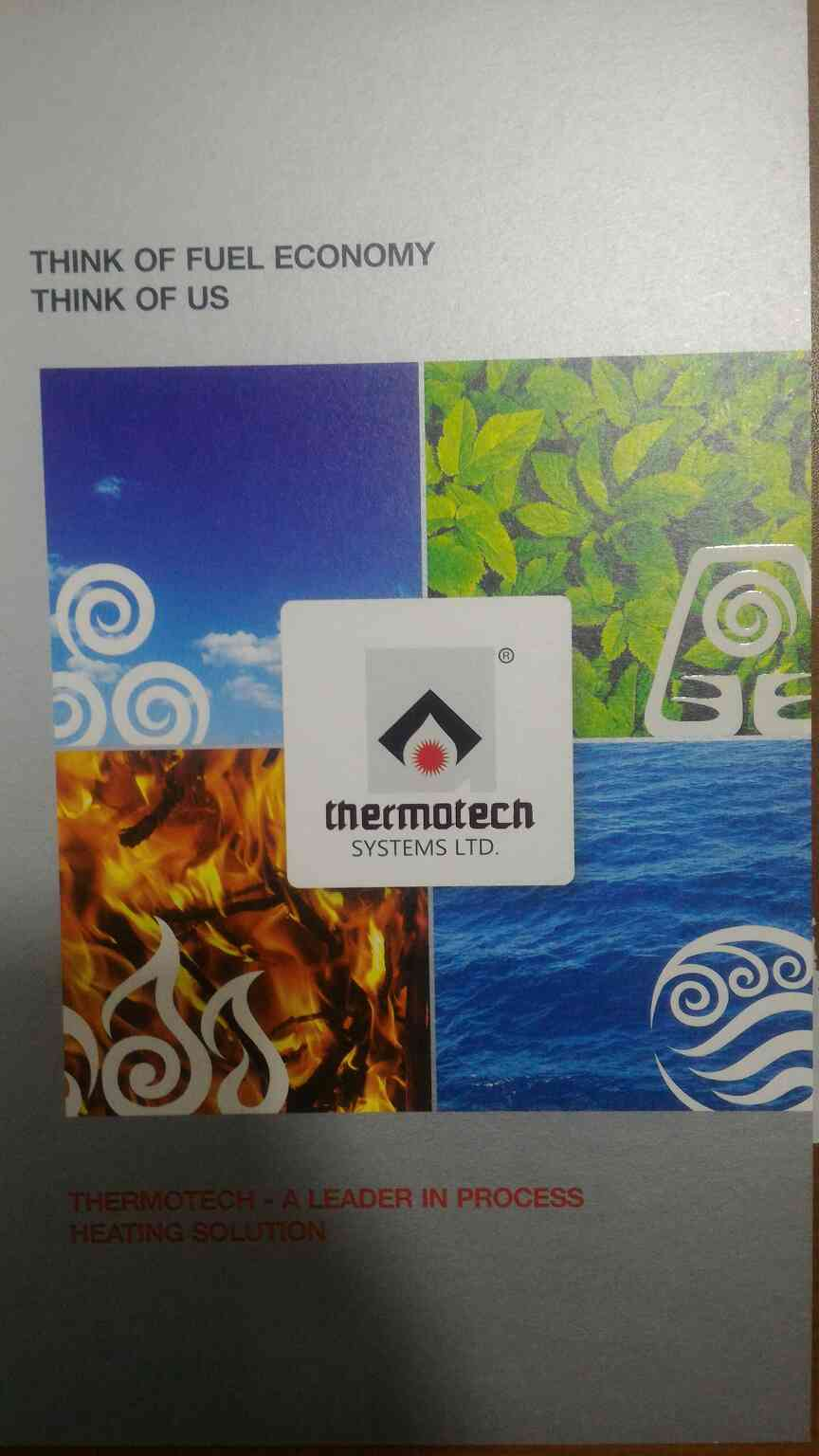 We have wide range of products in Thermic fluid heater.. also provide customization as per customer requirements