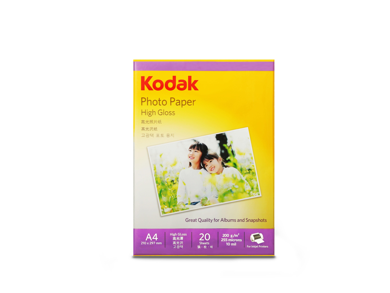 kodak Inkjet Paper 200GSM   A4  http://www.amazon.in/dp/B00PQ2JECM