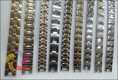 We are the only distributor of  Semi Titenium Bracelet in india Basesd at vadodara Gujarat