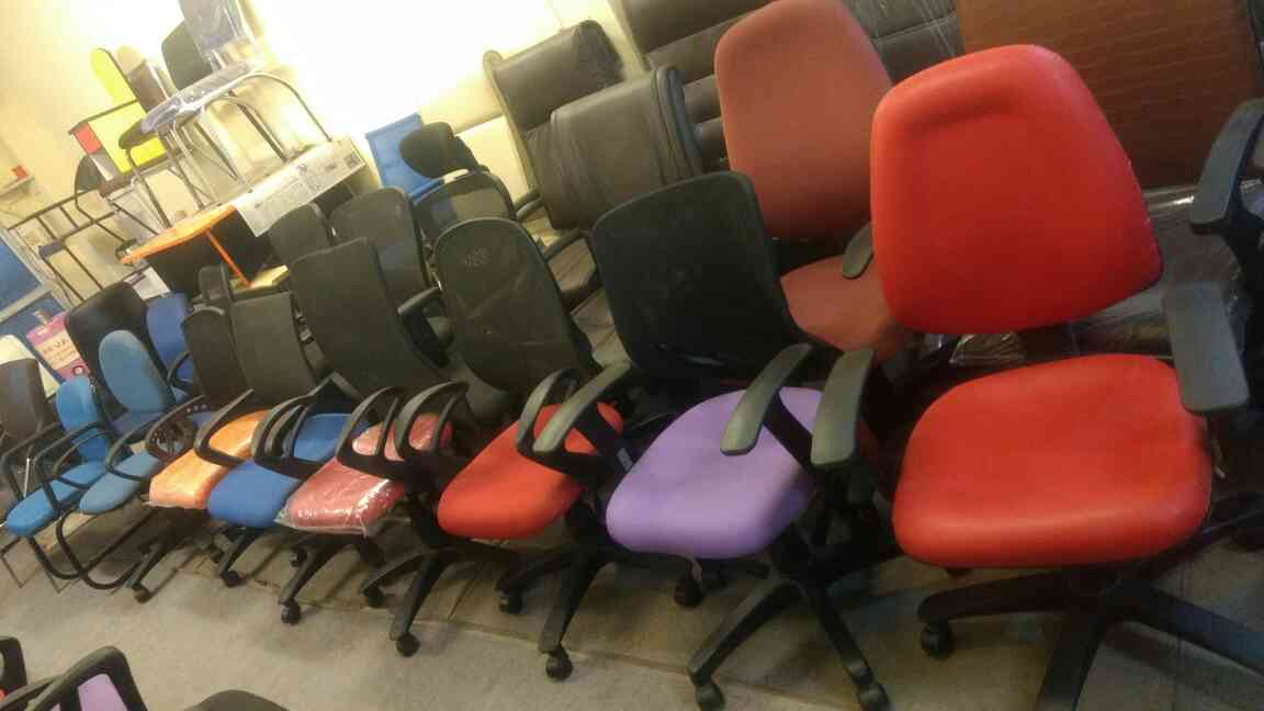 Office Chair Manufacturers in Madhya Pradesh.