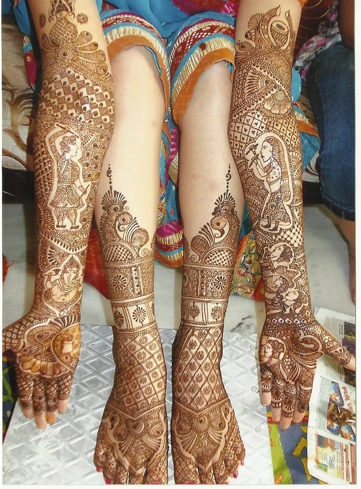 """Bridal Mehndi it is a wedding ritual in Asian countries and religious time for a girl. She never going to lose this precious opportunity of styling palms and feet by beautiful bridal mehndi designs and Bridal Mehndi is one of the very important factors of the marriage and for all ladies who is attending the ceremony. Bridal mehndi offers a delightful look to the bride. Bridal Mehndi is ritual tradition in countries like India, Pakistan. Stunning and classy Bridal Mehndi Designs in brides hand is named as """"SHAGUN"""" it's assumed that the color of the mehndi shine bride's life.  Best Mehandi Designer in delhi"""