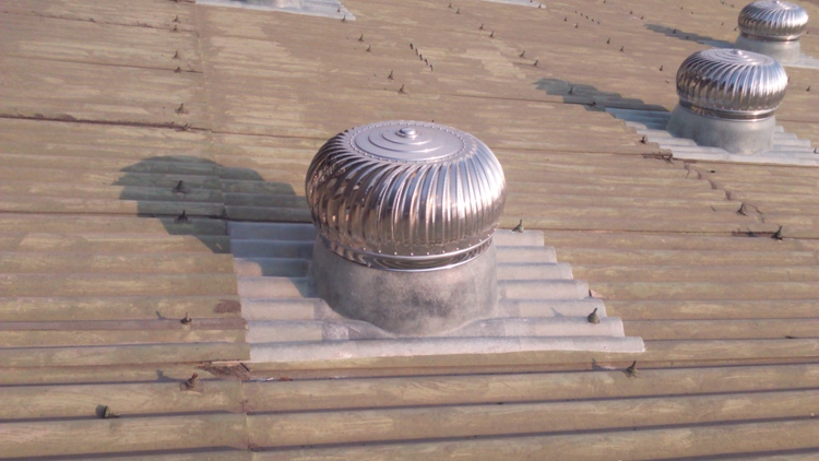 Industrial Ventilators Manufacturers  The Industrial ventilators will work in natural wind and it will remove the heat smoke humidity inside the premises