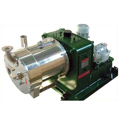 We have started manufacturing ofHigh Speed Pusher Centrifugesespecially for critical solid / liquid separation applications.  we are leading manufacturing high speed pusher centrifuges in Surat, ankleswar, Baruch.