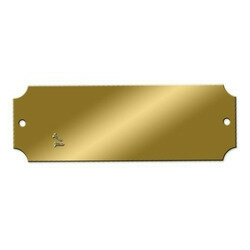By utilizing skills of our dexterous workforce, we are manufacturing and supplying a comprehensive assortment ofBrass Name Plate.  Brass Name Plate in Vadodara Gujarat  Brass Name Plate in Surat Gujarat  Brass Name Plate in Anand Gujarat  Brass Name Plate in Ahmedabad Gujarat