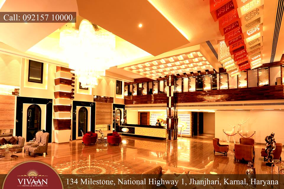 Complete your wedding dream ideas at The Vivaan and relive the special moments.. Its precious so make it memorable.   The Vivaan a premium five star property in karnal.   Visit our karnal hotel  www.thevivaan.com