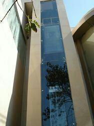 We are among the reputed organizations, highly engaged in providing an optimum qualityFrameless Spider Glazing Fittings Work.The provided service is carried out by our skilled professionals using the finest grade tools and modern technology. This service is performed in the best possible manner within the scheduled time-frame. Highly appraised for its reliability, promptness and flexibility, this service can be availed by our clients at the most economical price.
