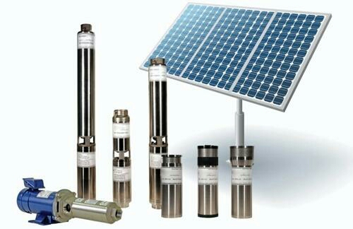 We are engaged in offering a wide variety of Solar Water Pumps upto 10HP, which are highly durable and reliable. These Solar Water Pumps are designed keeping in mind the requirements and guidelines of our esteemed clients. As these products derive power from the sun, these are beneficial for areas where electricity is low.We are based at Vadodara and serving all over india.