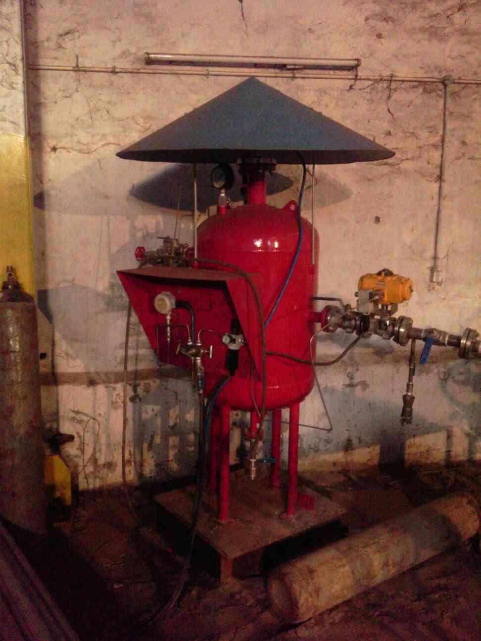 Industrial fire fighting equipments manufacturers in Kolkata