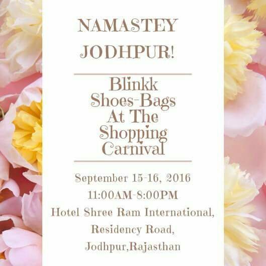 Blinkk is coming to Jodhpur, Rajasthan!