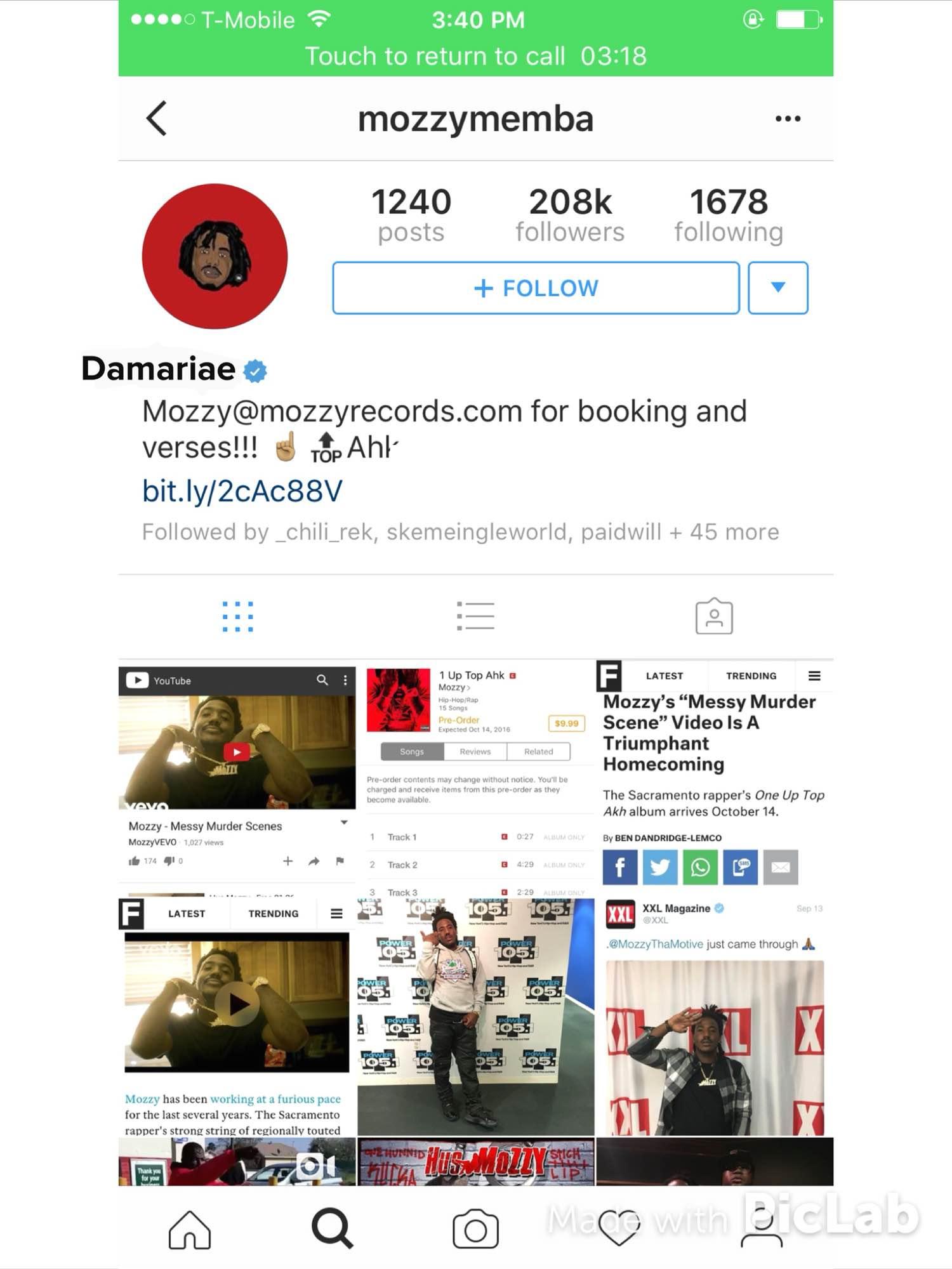 http://instagram.com/mozzymemba