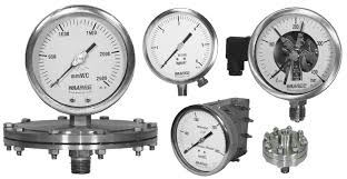 Instrumentation Gauges Suppliers In Chennai  Owing to our rich industry experience, we are able to supply superior quality Bimetallic Temperature Gauge. This temperature gauge is made using two different metals (stainless steel & drawn steel) having varied thermal expansion coefficients. Offered product is thoroughly tested on various quality parameters with our in-house testing facilities