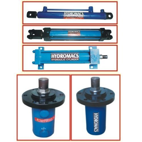 Hydraulic Cylinders Dealers In Chennai   We manufacture hydraulic cylinder under the brand name of hydro macs of tie rod type / welded type Hydraulic Cylinders