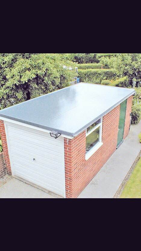 Don't forget it's still gees weather for cure it fibreglassing best ever solution for flat roofs