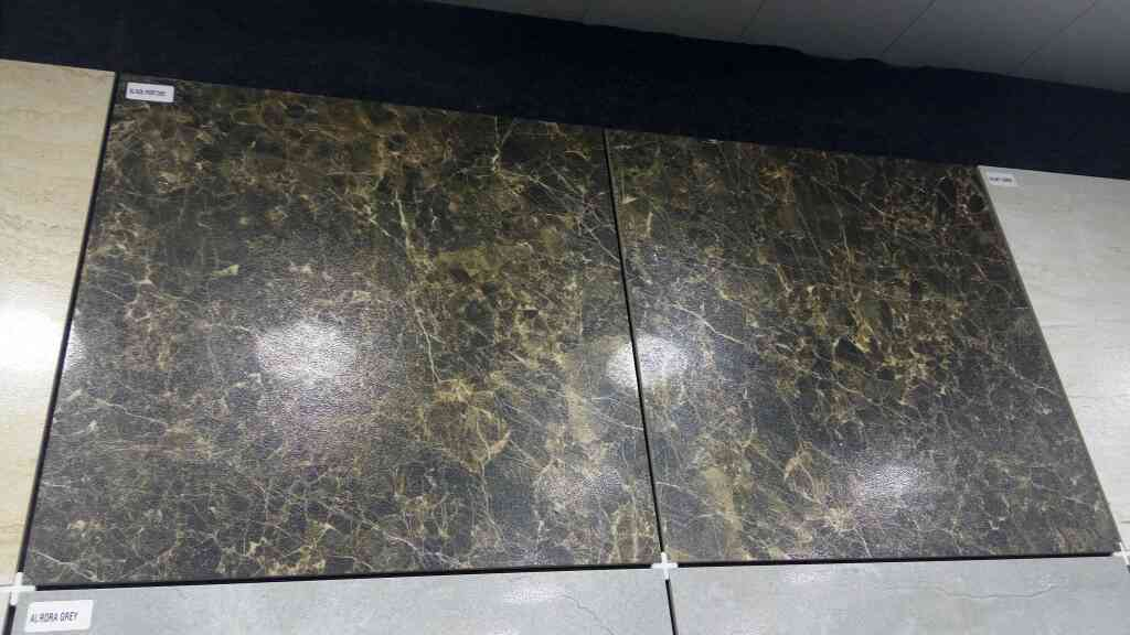 imprado brown  polished glazed porcelain tiles  60 x 60cm  made in India   cleia tiles  info@cleiatiles.com +919913030230