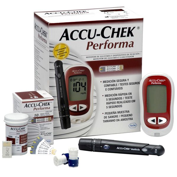 We Are The Leading Distributor Of Accuchek Active , Performa Glucometer And Test Strips Sant Nagar