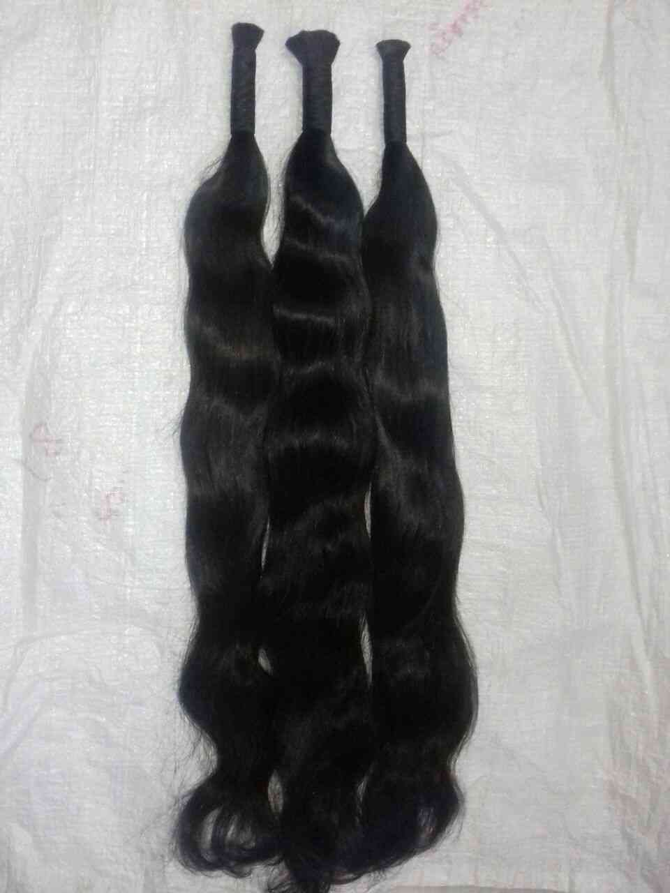 Bulk human hair good quality