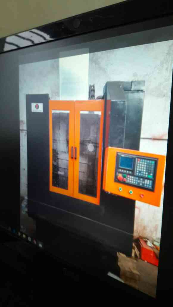 We are the leading manufacturer of CNC TURNING MACHINE in Ahmedabad