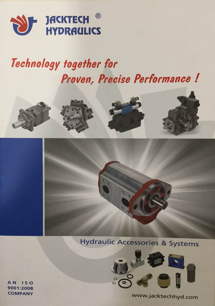 Plz contact for Industrial hydraulic pumps in India