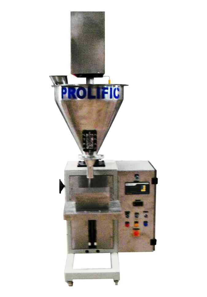 Inclined Screw Feeder   Suitable for Powder Product Feeding to VFFS Machine, Semi Automatic Auger Filler  Application:-;For Feeding Powder Products such as Spice Powders, Atta, Besan, Maida, Pesticide Powders and other powders to VFFS Machine and Semi Automatic Auger Filler.  MOC:- Contact Parts SS 304 OR SS316  Power Supply:-3 Ph, 415 VAC, 50 Hz   Features:- Can be synchronised with VFFS Machine OR Semi Automatic Auger Filler.  We are located at Por, Ramangamdi.