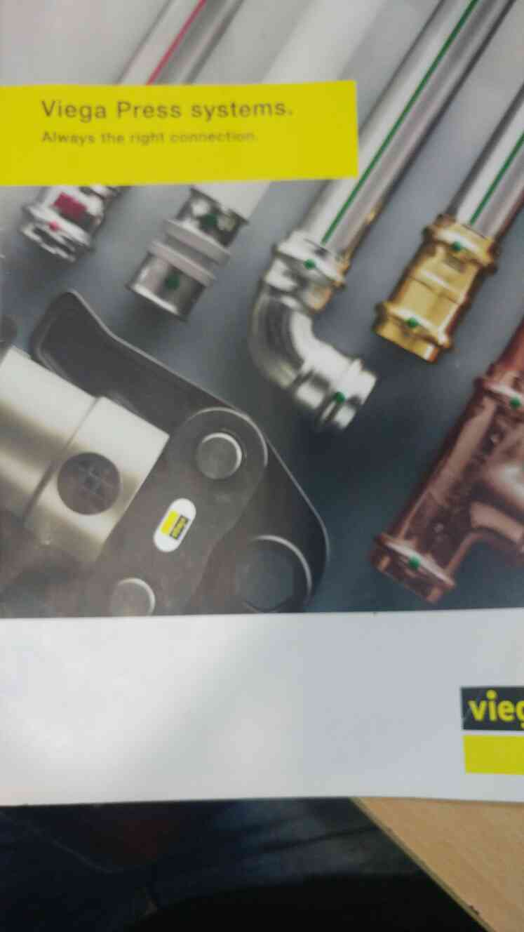 WE SUPPLYING VIEGA RESS SYSTEMS. WE SUPPLYING ALL KINDS OF INDUSTRIAL PUPINGS