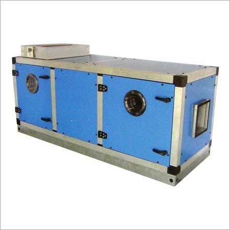 Clean Room Air Handling Unit  Approx Price: Rs 90, 000 / Piece(s) Product Description: With temperatures rising greatly in different parts of the globe, a sophisticated and refreshing cooling technology is a desire of many people. However, with companies like shri jai shakti corporation , desires can become a reality. The company offers engineered clean room air handling unit in a compact and customized design to meet the dynamic expectations of the clients. The units conform to superior standards of quality and are made by the company by integrating quality components. The clean room air handling unit is supplied by the company to many different regions and it proves to be an amazing cooling solution for homes, offices, malls, multiplexes and other public spaces. The features of the clean room air handling unit offered by the company are worthy of great appreciation. · It has an insulated body which makes it suitable to install and operate in an efficient manner. · The units have air heating with dehumidification which makes it more user-friendly. · The clean room air handling unit offered by the company has controlling devices for measuring the temperature and air flow. The company has an expert team of professionals that help in offering a qualitative range of clean room air handling unit to the clients. The clean room air handling unit offered by the company proves to be an amazing cooling technology and it is the best thing that people can have when they face a high temperature climatic condition.