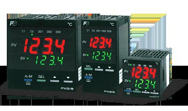 We are manufacturing, supplying and exporting a superior quality range of PXG 4/5/9 Series Controller in Ahmedabad, Gujarat, India. The PXG controller has been designed to meet the increasing demands of the process control industry and machine manufacturers. A 200 ms sampling cycle time makes the PXG the fastest controller in its class. Standard features of the PXG include Universal Process Value Input, Auto- Manual operation with A/M key, Choice of 5 kinds of Control Output, Heating & Cooling Control, Programmable Alarms, Upto 5 Digital Inputs & 3 Digital Outputs, Upto 7 PID Palettes, Password function, Alarm Flicker function, Extra bright & Extra large LED display, Water-proof structure, Soft Start function, Smart Ramp / Soak function with Guaranteed Soak, PID + Auto-tuning + Self-tuning, PV / SV light out function, PC Loader interface and many more. Options include, 2nd Control Output, Re-transmission Output (PV/SV/MV), Motorized Valve Control Output (with & without Potentiometric feedback), Heater break alarm, Transmitter Power Supply, Remote SV Input function, RS-485 MODBUS communication function. The PXG controller conforms to CE & UL standards.