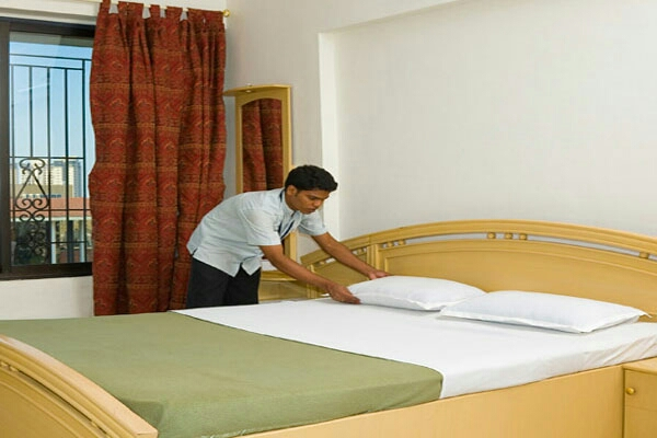 Annapoorna hospitality services is one of the best service provider in guest house maintenance  services in Vadodara Gujarat India.