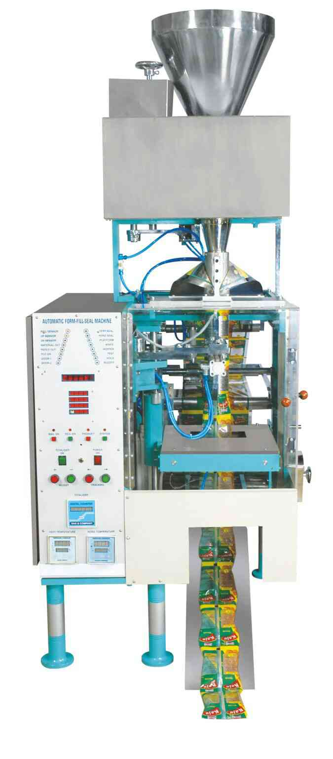 Tea Packaging Machine Manufacturer in Kolkata
