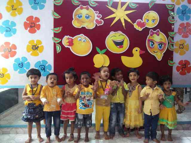 The most loved Preschool and Daycare at Banashanksri and Srinagar - Periwinkle Preschool and Daycare