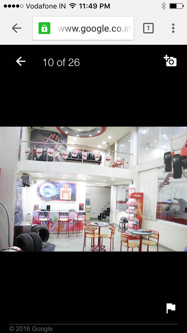 TYRE SHOWROOM IN JAIPUR , we are a showroom of tyres at two places one at Transport  Nagar  and the other at Tonk road Durgapura. We sell tyres for all kind of vehicles. We do have tyres changing for two and four wheelers and balancing and alignment for four wheelers.
