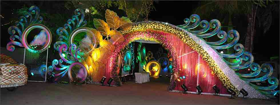 we are the best wedding planners in bangalore and theme wedding planners