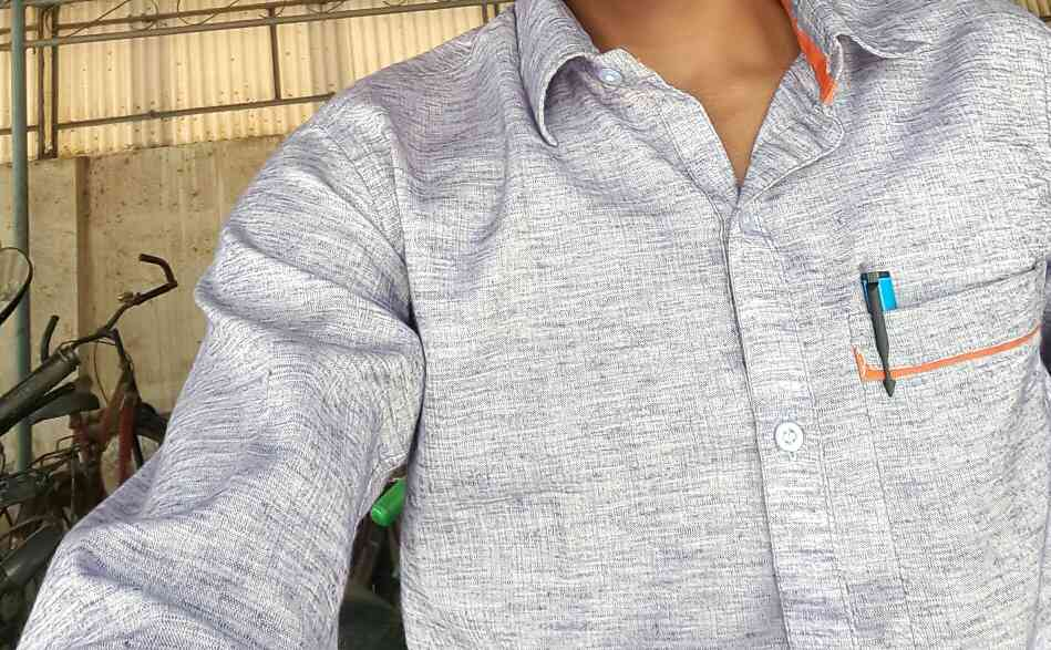 Linen Shirts at high quality. We stitch shirts according to your size. For this kind of fit shirts call us. We will send tailors to your doorstep and take your requirements and prepare your shirts. We offer 40% discounts for Shirts upto  this Diwali.