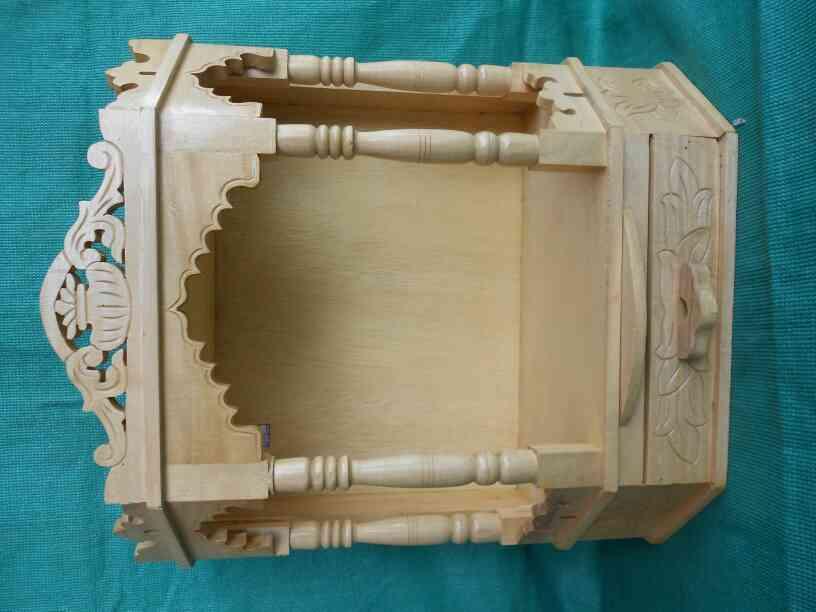 sevan wood open temple