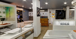 We are an Authorized Distributor of Kohler, a leading brand in the building industry. Kohler Toilets, Bath Fttings and Accessories are known the world over for their excellent quality and design. We have a huge stock of items on display spread over two floors on the Kaloor – Kadavanthara Road. Delivery can be arranged anywhere in Kerala in the shortest possible time.