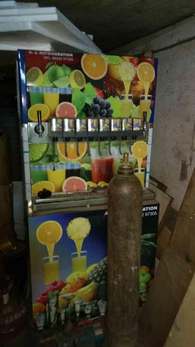 Soda Fountain Machine Manufacturers in Rajkot.
