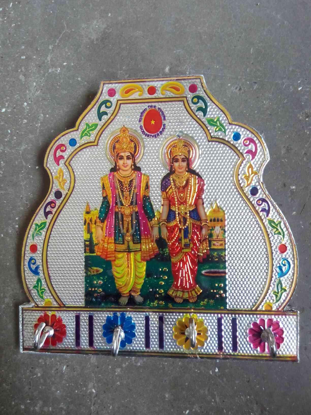 Handicraft Keystand Manufacturers in Rajkot.