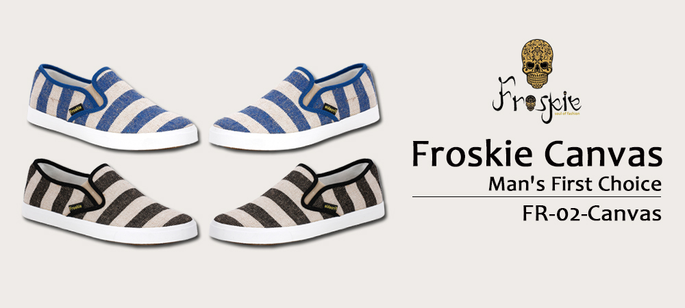 It is very comfortable to wear the froskie canvas shoes. People should choose these shoes when they are outdoors. The shoes are very comfortable. When I live in the city or participate in some outdoor activities, I always wear this pair of froskie canvas shoes. One of the important traits of the shoes is the shoes' ventilation. Buy now online this amazing pair of froskie canvas in India at amazon.
