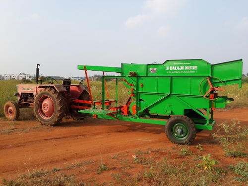 Tractor Operated Multicrop Thresher-4WTSB Tractor operated Multicrop thresher is designed to thresh crops like Paddy, wheat, sunflower, ragi, jowar, and all types of millets.machine is operated with 35hp tractor P.T.O . Request Callback Other Details: Minimum Order Quantity: 1 no For Further Details : Please Contact us : +91 9943023249 Mail Id : sbicbe5@gmail.com SRI BALAJI INDUSTRIES 622/1, ELGI industrial area, Trichy road singanullur, coimbatore-641005, Tamil Nadu, India. M: +91 9943023249 P: +91 (0)422 2573464 E: sbicbe5@gmail.com W: www.coconutmachine.in  Tractor Operated Multicrop Thresher Manufacture in Kanchipuram  Tractor Operated Multicrop Thresher Manufacture in  Tiruvallur Tractor Operated Multicrop Thresher Manufacture in Cuddalore