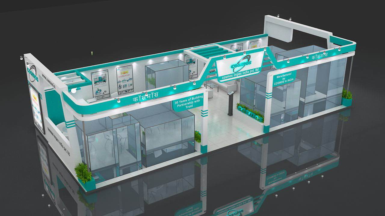 Gearing up for pune machine tool exhibition.   Top cnc machine tools